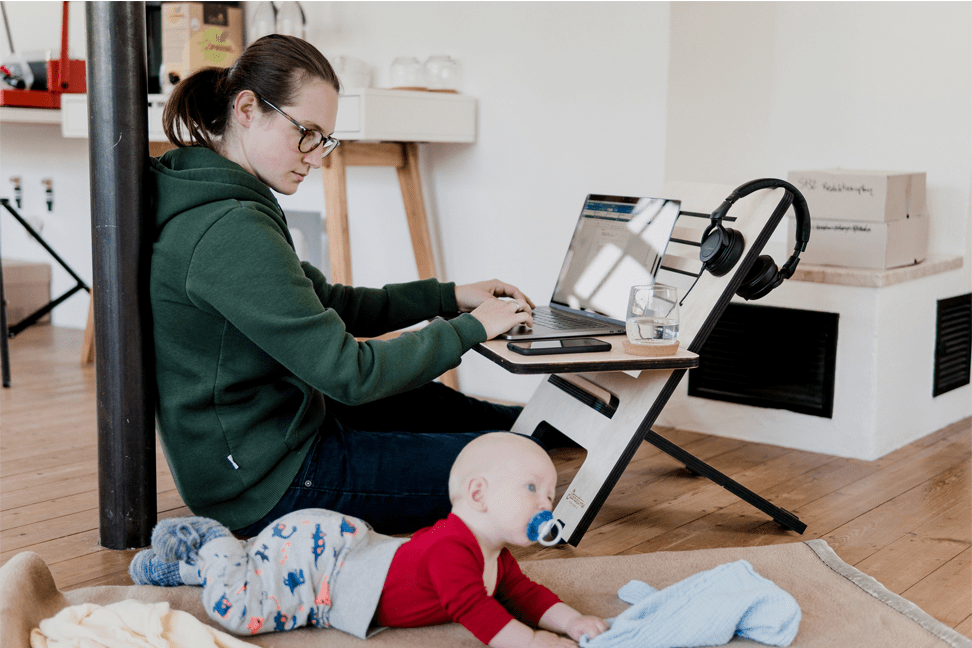 Working from home is becoming the new normal for everyone
