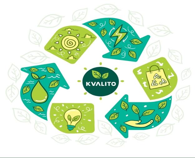 Umweltschutz bei KVALITO